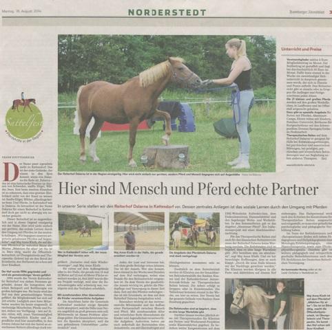 Mensch_Pferd_Partner_Hamburger_Abendblatt